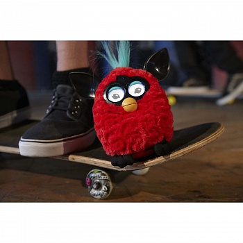 Игрушка Furby Plush, Red/Black - ITMag
