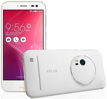 ASUS ZenFone Zoom ZX551ML 64GB (Glacier White) - ITMag
