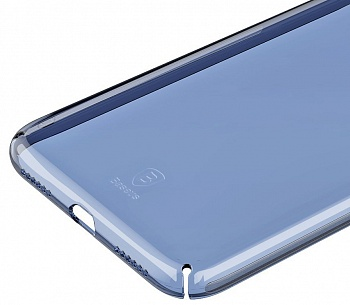 Чехол Baseus Sky Case For iPhone7 Transparent Blue (WIAPIPH7-SP03) - ITMag