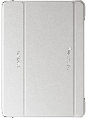 Чехол Samsung Book Cover для Galaxy Note 2014 Edition P6000/P6010/P605 White - ITMag