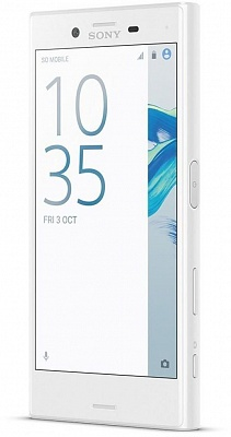 Sony Xperia X Compact (White) UA UCRF - ITMag