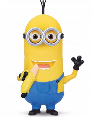 Интерактивная игрушка Minions Kevin Banana Eating Action Figure - ITMag