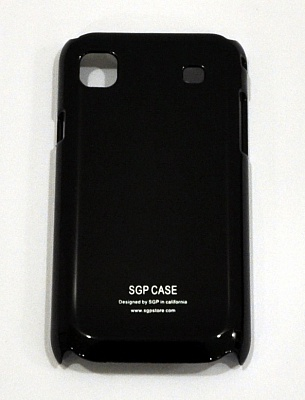 SGP ultraslim case for Samsung i9000 black - ITMag