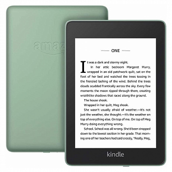 Amazon Kindle Paperwhite 10th Gen. 8GB Sage - ITMag